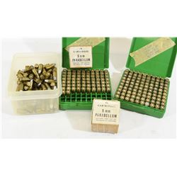 327 Rounds 9mm Luger Ammunition