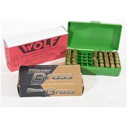 119 Rounds Mixed 40 S&W Ammunition