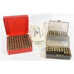 278 Rounds 45ACP reloaded. Ammo