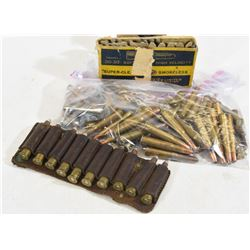 70 Rounds 30-30 Ammunition