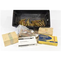 184 Rounds Mixed 303 British Ammunition