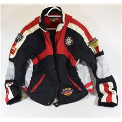 Redsquad Motorcycle Jacket