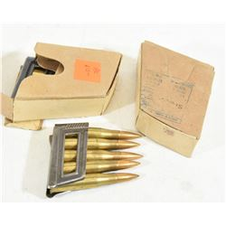20 Rounds Collector 8mm M30 Scharfe