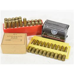57 Rounds Mixed Rifle Ammunition