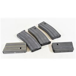 5 AR Steel Magazine Pinned to 5 Rounds