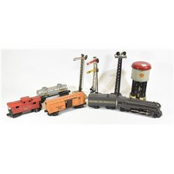 Vintage Lionel Train Set