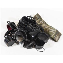 10 Sets Various Scope Covers