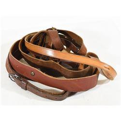 5 Leather Slings