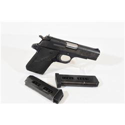 Star Model PD Handgun