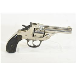 Iver Johnson Model Top Break Handgun