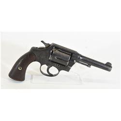 Colt Model Police Positive 38 Handgun