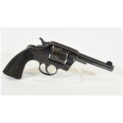 Colt Double Action 38 Handgun