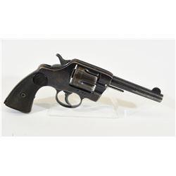 Colt Double Action 38 Handgun