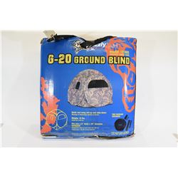 G-20 Ground Blind