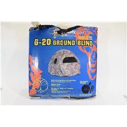 G-20 Ground Blind
