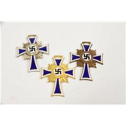 3 Nazi Mothers Cross