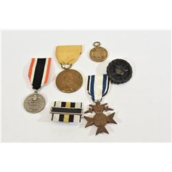 6 Imperial Miscellaneous Awards/Medals