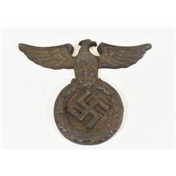 Cast Iron Eagle Repro Nazi Party