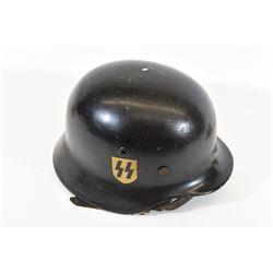 Norwegianized German Helmet