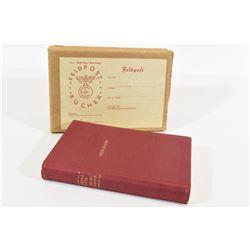 1941 Mein Kampf Small in Card Feld Post Board Box