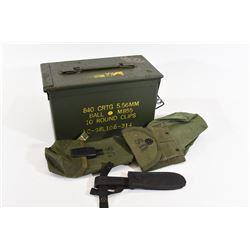 Box Lot Military