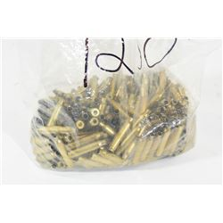 Bag of 223 Rem Brass