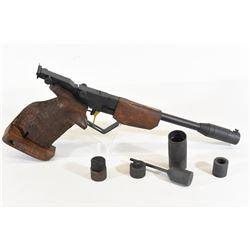 CZ BRNO Tau 7 CO2 Match Pistol
