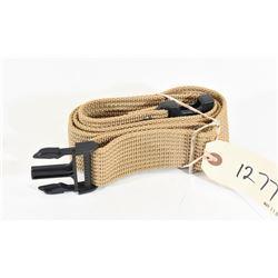 Tan Duty Belt