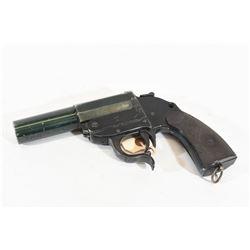 German WWII Leuchtpistole 34 Heer Signal Flare Gun
