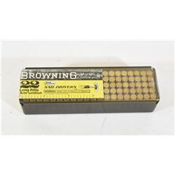 100 Rounds Browning Nail Drivers