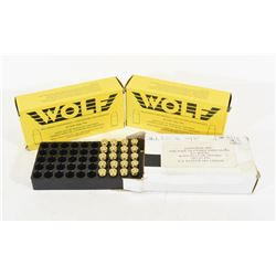 120 Rounds 40 Caliber S & W Remanufactured Ammo