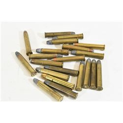 21 Rounds 38-55 Winchester Factory Ammunition