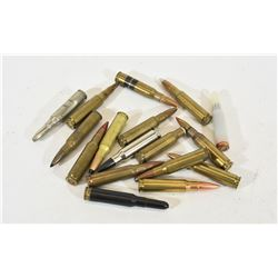 18 Rounds Collectible 7.62 Ammunition