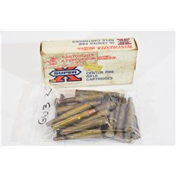 42 Rounds 30-30 Factory Ammunition