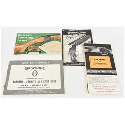 Box Lot Manuals/Catalogues
