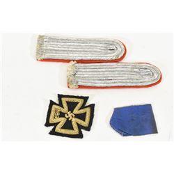 4 Miscellaneous Cloth Badges