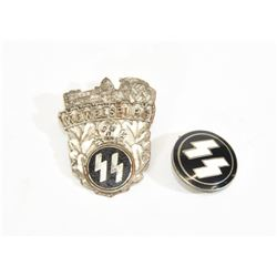 2 SS Enamel Pins
