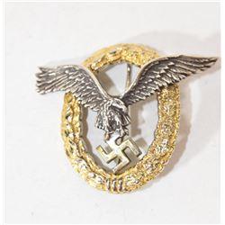 Luftwaffe Pilots Observers Badge
