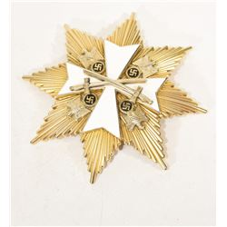 Grand Cross Star with Swords