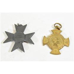 2 Medals
