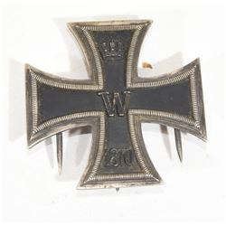 1870 Iron Cross 1st Class Medal