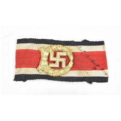 Honour Roll Clasp Army SS