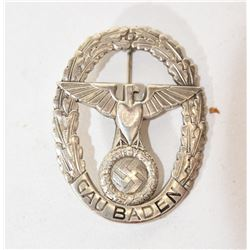 Gav Baden Silver Grade #200