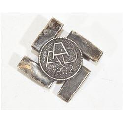 1932 Labour Service Badge Honour Award