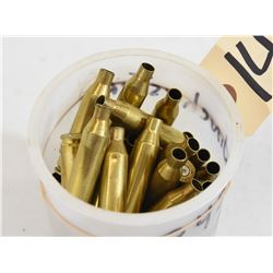 40 Pieces of 243Win Brass