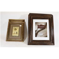Box Lot Picture Frames