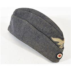 Luftwaffewaffe Field Cap (Side Cap)
