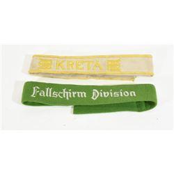 NSKK Pennant Cloth Badge