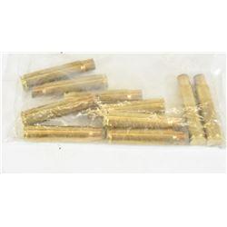 10 Pieces 8x57JS Brass