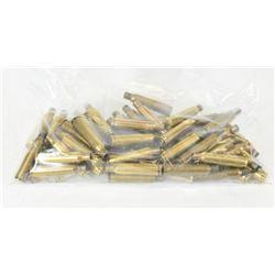 61 Pieces 6.5x55 Brass